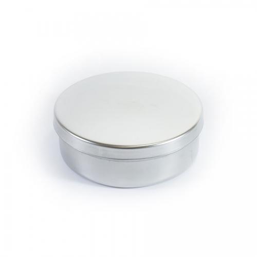 Лоток металлический с крышкой круглый недорого