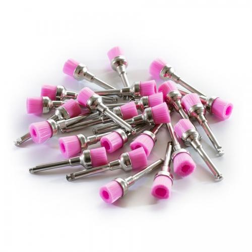 Щетка браш розовая