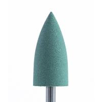 Silver Kiss, Полир силикон-карбидный Конус, 8 мм, тонкий, 408, зеленый (Китай)
