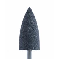 Silver Kiss, Полир силикон-карбидный Конус, 8 мм, супер грубый, 408, черный (Китай)
