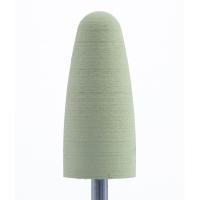 Silver Kiss, Полир силикон-карбидный Конус, 10 мм, супертонкий, 610, желтый (Китай)