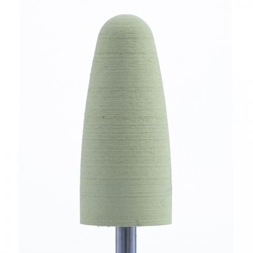 Полир силикон-карбидный Конус, 10 мм, супертонкий, 610, желтый