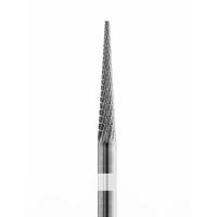 Кристалл, Твердосплавная фреза фиссурная Игла, мелкая, 013QF