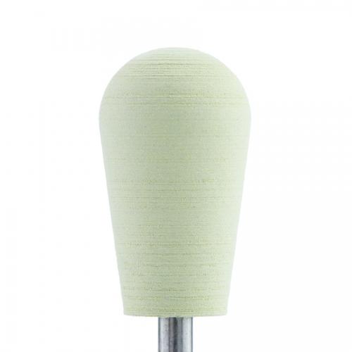 Полир силикон-карбидный Конус обратный, 10 мм, супертонкий, 510, желтый