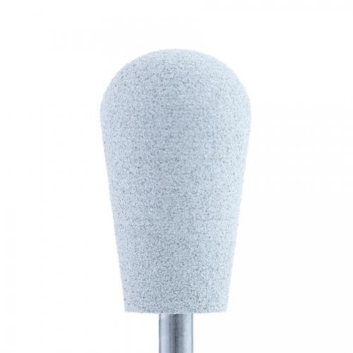 Полир силикон-карбидный Конус обратный, 10 мм, средний, 510, серый