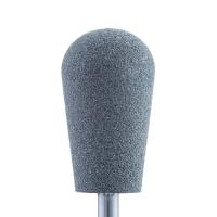 Полир силикон-карбидный Конус обратный, 10 мм, грубый, 510, темно-серый