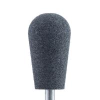 Silver Kiss, Полир силикон-карбидный Конус обратный, 10 мм, супер грубый, 510, черный (Китай)