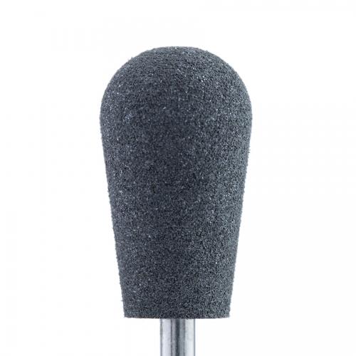 Полир силикон-карбидный Конус обратный, 10 мм, супер грубый, 510, черный