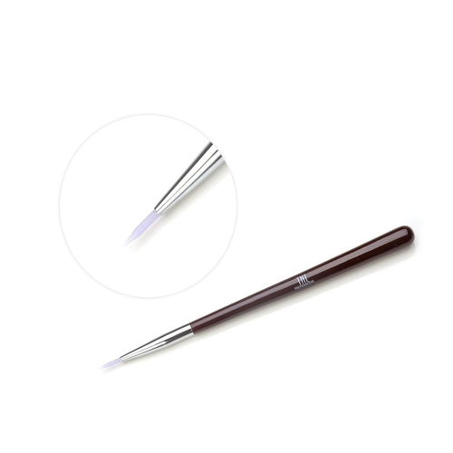 Кисть лепесток силиконовая TNL - Колонок