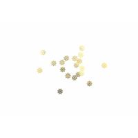 Дизайн золотистый металл TNL - Штурвал (20 шт/уп)