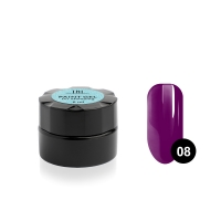 Гель-краска для стемпинга TNL №08 - пурпурная (6 мл.)