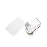 Штамп для стемпинга малый TNL - прозрачный