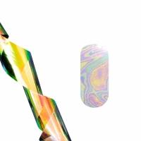 Фольга для литья (древесные кольца) NEW