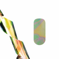 Фольга для литья (жемчужные узоры) NEW