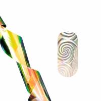 Фольга для литья (серебряный гипноз) NEW