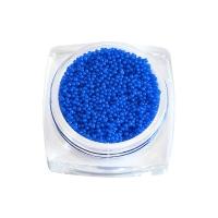 Бульонки темно-синие №02 (10 гр.)