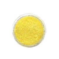 Меланж-сахарок для дизайна ногтей TNL №1 желтый