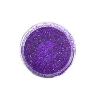 Меланж-сахарок для дизайна ногтей TNL №12 темно-фиолетовый