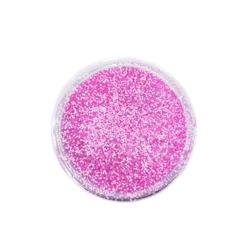 Меланж-сахарок для дизайна ногтей TNL №14 розовый