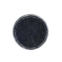 Меланж-сахарок для дизайна ногтей TNL №16 черный