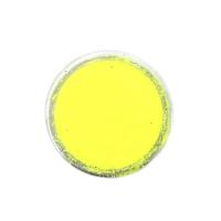 Меланж-сахарок для дизайна ногтей TNL №17 неон желтый