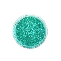 Меланж-сахарок для дизайна ногтей TNL №6 мятный
