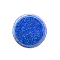 Меланж-сахарок для дизайна ногтей TNL №8 светло-синий