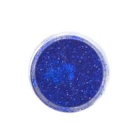 Меланж-сахарок для дизайна ногтей TNL №9 темно-синий