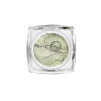 Nika Nagel, STRETCH-GEL (паутинка) зеленый металлик (5 г)