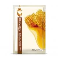 BIOAQUA, Тканевая маска для лица с экстрактом меда (30 г.)