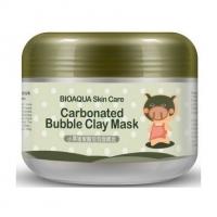 BIOAQUA, Очищающая пузырьковая маска для лица (100 г.)