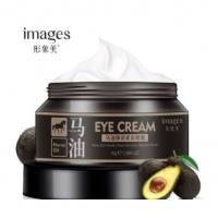 Images, Питательный омолаживающий крем для глаз с авокадо и лошадиным маслом (30 гр.)