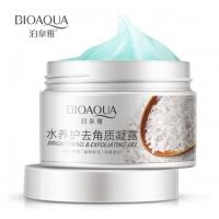 BIOAQUA, Гель-скатка для лица с рисовым экстрактом (140 гр.)