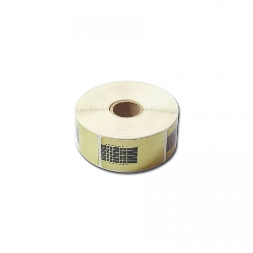 Форма для наращивания ногтей в рулоне, узкая (500 шт.)