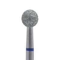 ВладМиВа, Алмазная фреза (Шар) 104.001.524.050, d5 мм, средняя