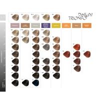 Constant Delight, Крем-краска DELIGHT TRIONFO для окрашивания волос 10-0 светлый блондин натуральный 60 мл_1