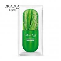 BIOAQUA, Ночная маска, увлажняющая для лица Aloe Jelly Mask (8 гр.)