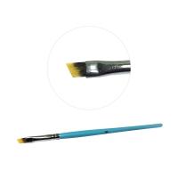 TNL, Кисть скошенная для китайской росписи (голубая)
