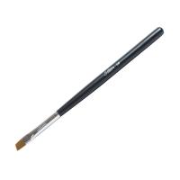 Soline Charms, Кисть скошенная, чёрная ручка №8