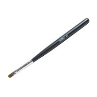 Soline Charms, Кисть круглая, чёрная ручка №6