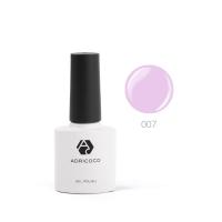 Цветной гель-лак ADRICOCO №007 лиловый (8 мл.)