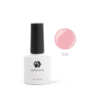 Цветной гель-лак ADRICOCO №044 розовый пион (8 мл.)