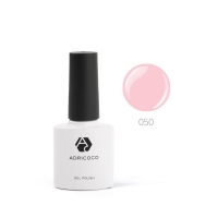 Цветной гель-лак ADRICOCO №050 розовый фламинго (8 мл.)