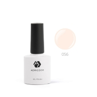 Цветной гель-лак ADRICOCO №056 светло-бежевый (8 мл.)