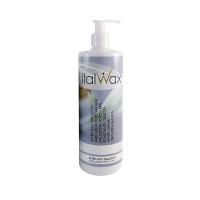 Italwax, Лосьон-эмульсия после депиляции с замедлением роста волос Орхидея 500 мл