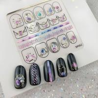 Кристалл Nails, Наклейка 5D стикер для дизайна ногтей SP 052