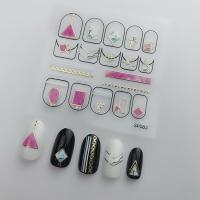 Кристалл Nails, Наклейка 5D стикер для дизайна ногтей SP 083