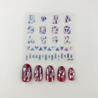 Кристалл Nails, Наклейка 5D стикер для дизайна ногтей SP 149