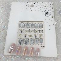 Кристалл Nails, Наклейка 5D стикер для дизайна ногтей SP 246