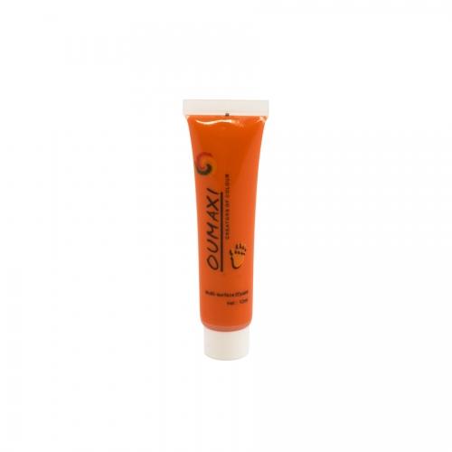 Акриловая краска, оранжевая, 12 мл, Oumaxi